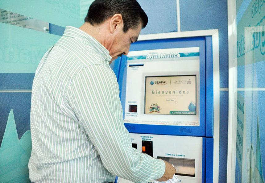 Cajeros Automáticos SEAPAL