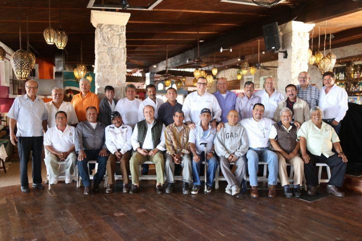 """""""Los jubilados y pensionados tienen un lugar especial en Seapal"""": Abarca"""