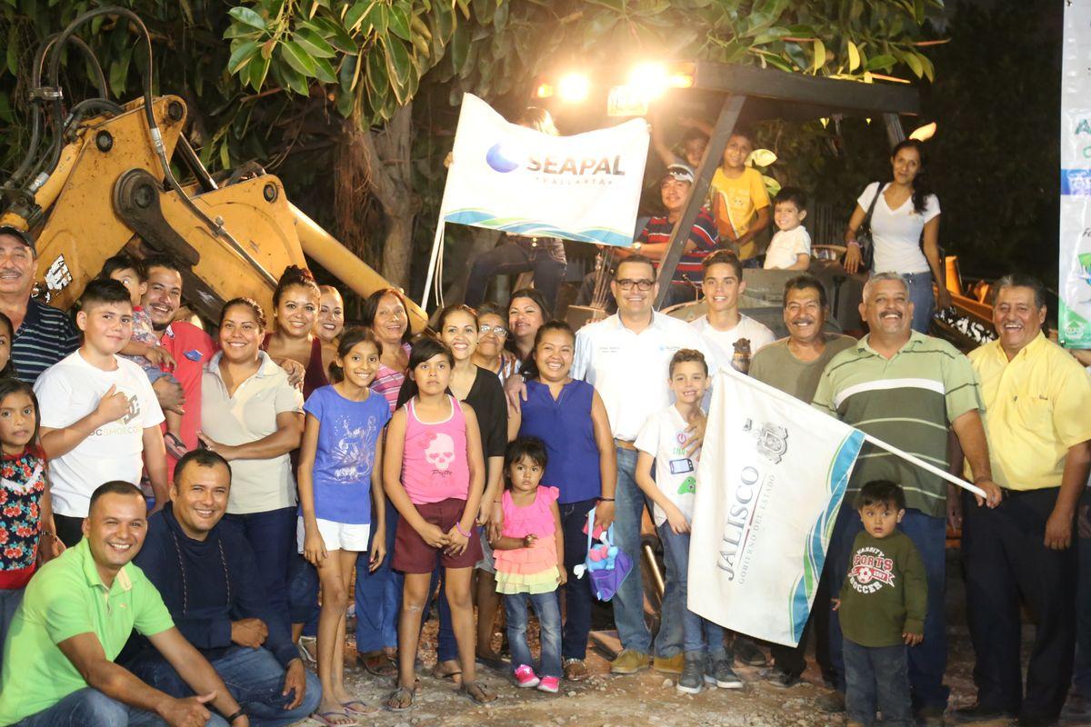Habitantes de Vista Dorada II tendrán agua en sus casas