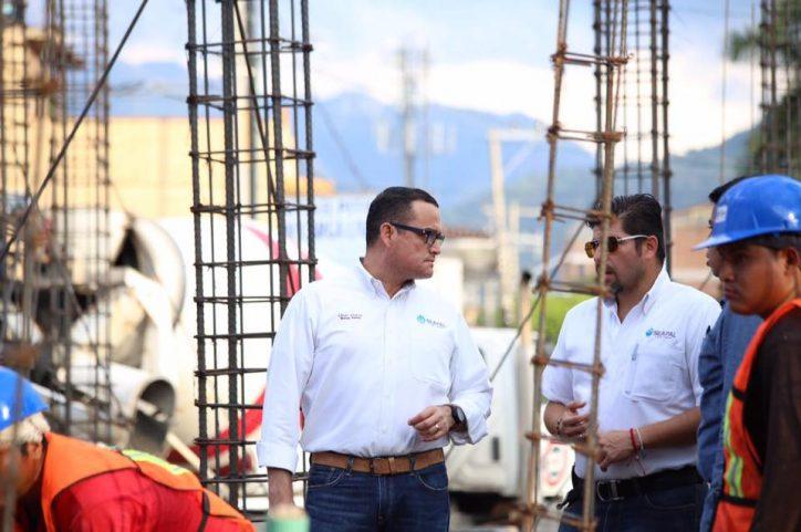 Supervisa César Abarca edificación de oficinas de Seapal Pitillal