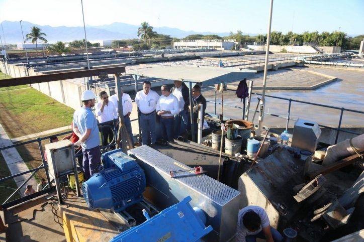 Garantiza Seapal producción de biosólidos de calidad