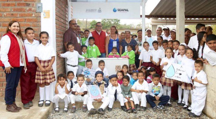 """""""Tebelchía ya tiene agua de calidad en las escuelas"""": Abarca"""