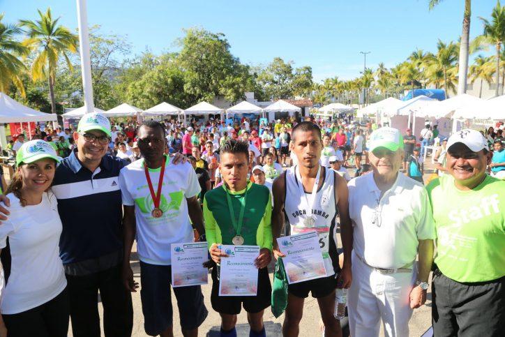 Inscripciones abiertas para el 7° Medio Maratón de Seapal Vallarta