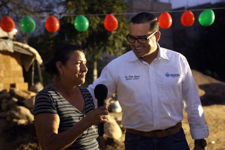 Celebran por obras de Seapal que llevan bienestar