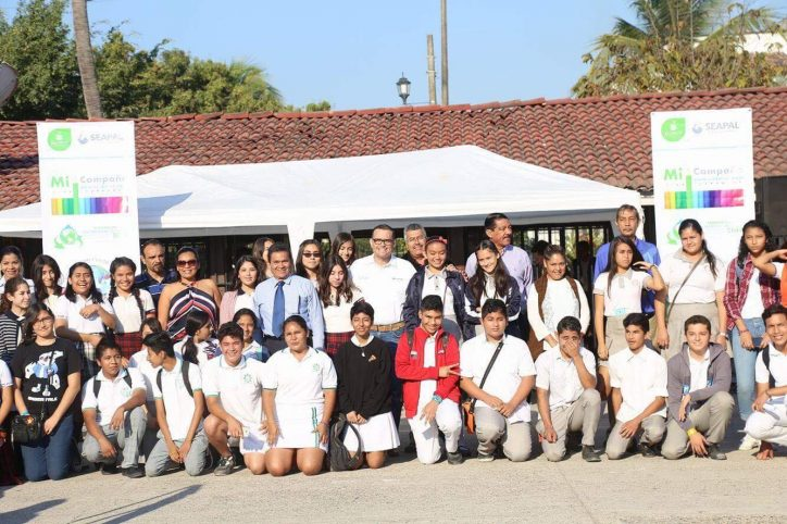 Gran participación de estudiantes por el Día Mundial del Agua