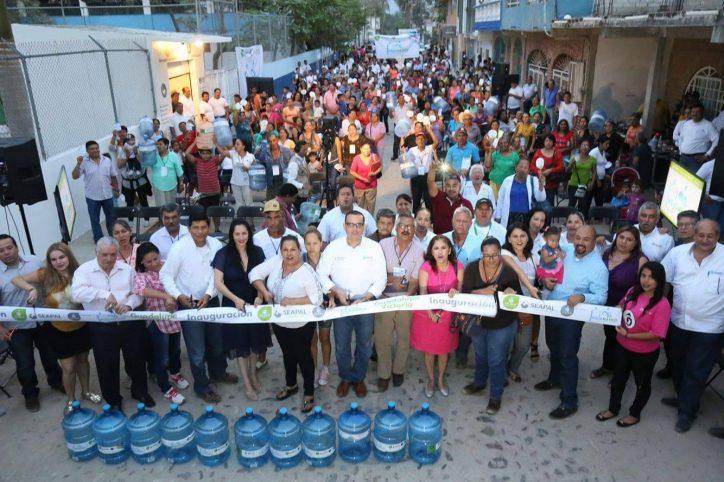 Aguamáticos ya benefician a 5 mil familias vallartenses