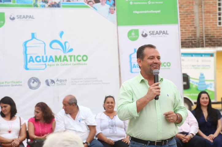 Reconoce Andrés González Palomera sensibilidad y liderazgo de Seapal