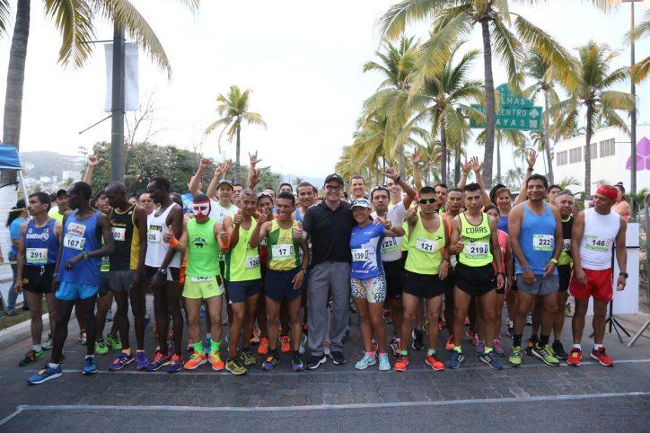 Medio Maratón de Seapal es la competencia mejor organizada en Puerto Vallarta