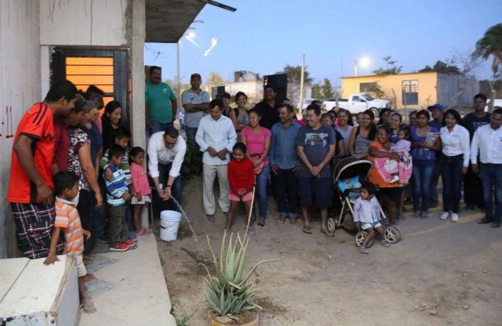 Resuelve Abarca rezago de 19 años en Vista Los Llanos
