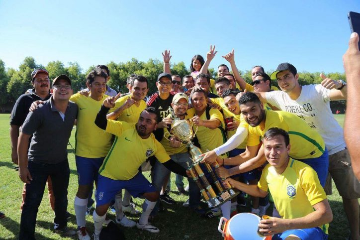 Premia Abarca a campeones de la Copa Seapal Interdependencias