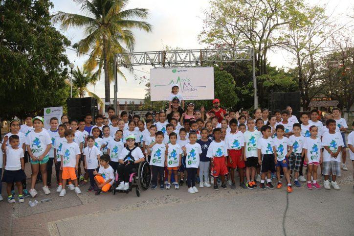 Impulsa Abarca el deporte en los niños