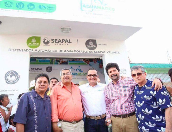 """""""Los Aguamáticos son un regalo maravilloso para la gente de Ixtapa"""""""