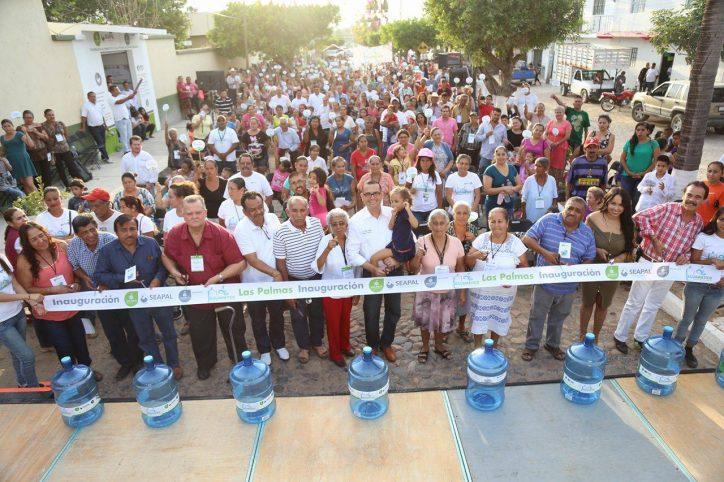 Abarca lleva otro beneficio más a Las Palmas con el Aguamático