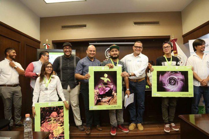 Premia Abarca a ganadores de Concurso de Video y Fotografía
