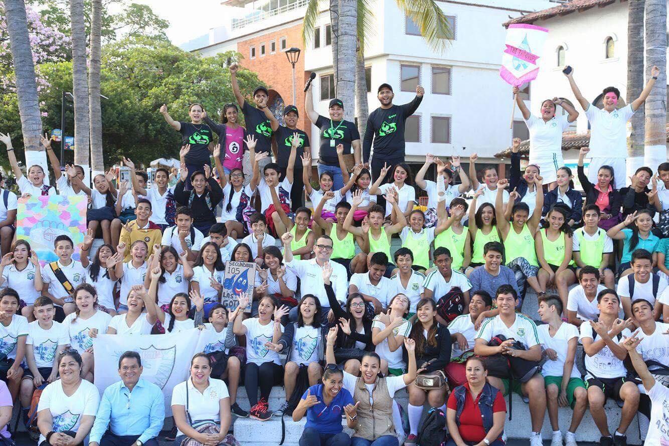 Realizan Gran Final del Cuarto Rally por el Agua de Seapal