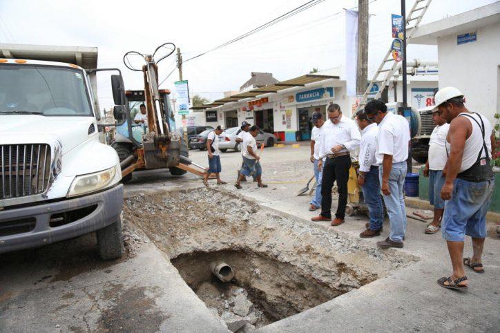 Culmina Seapal obra en la Avenida Politécnico Nacional