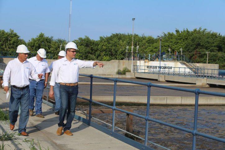 Saneó Seapal más de 28 mil millones de litros de aguas residuales