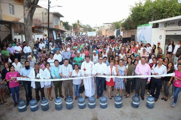 Beneficiará Seapal a 30 mil habitantes más con Aguamáticos