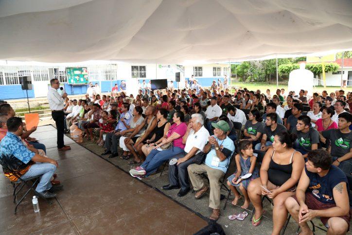 Anuncia Abarca obra histórica en Boca de Tomatlán