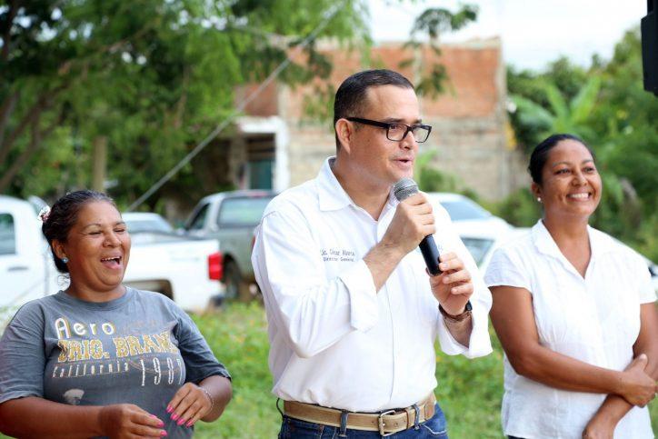 Inicia Seapal obra histórica en zona rural