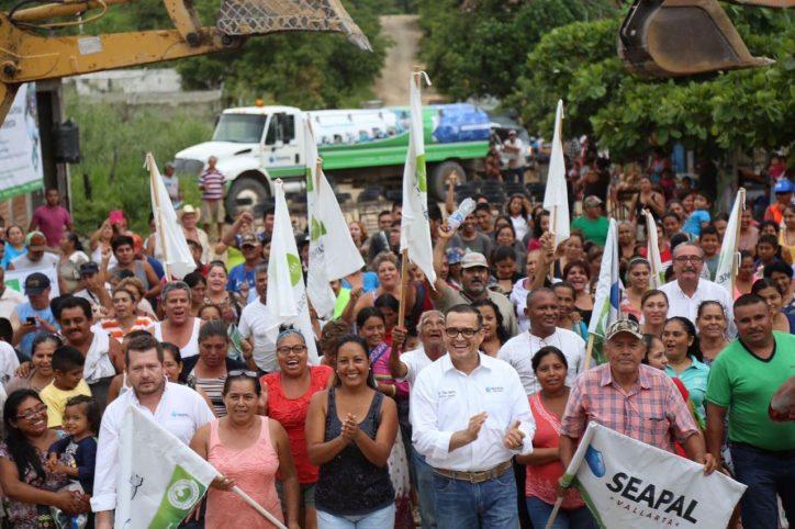 """""""Ahora sí, agua potable para la zona rural"""": Abarca"""
