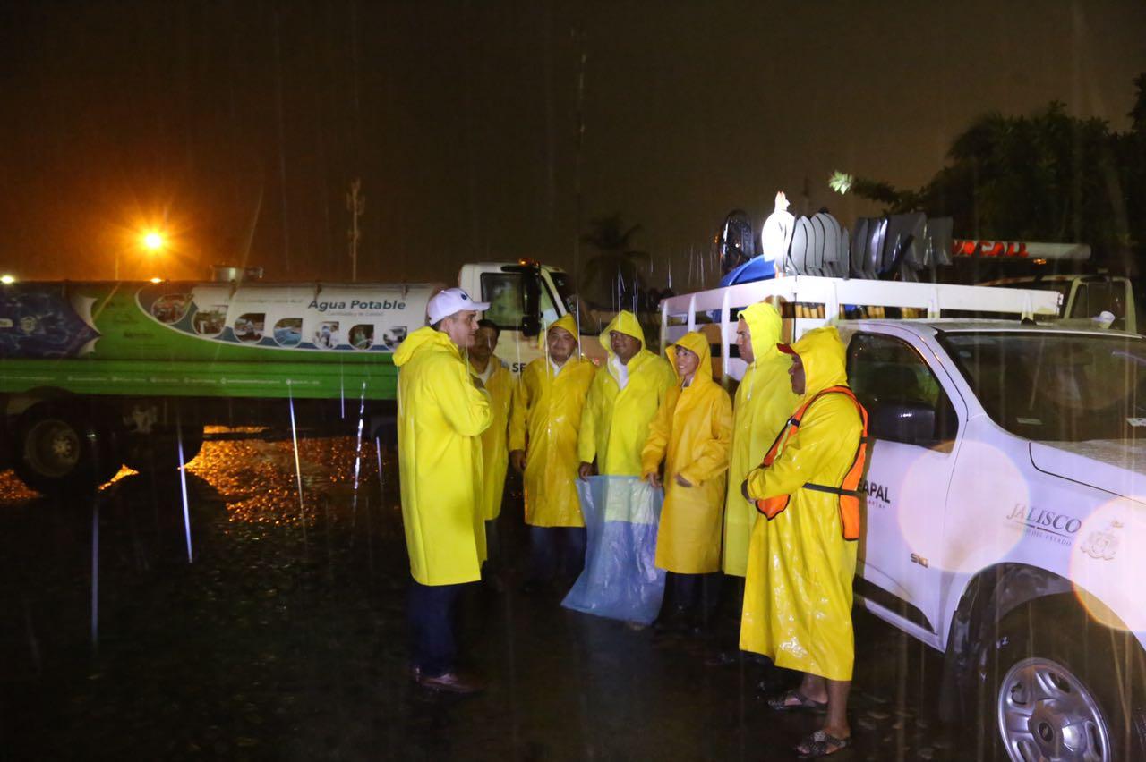 Ingenieros de Seapal se suman a labores de apoyo en la Ciudad de México