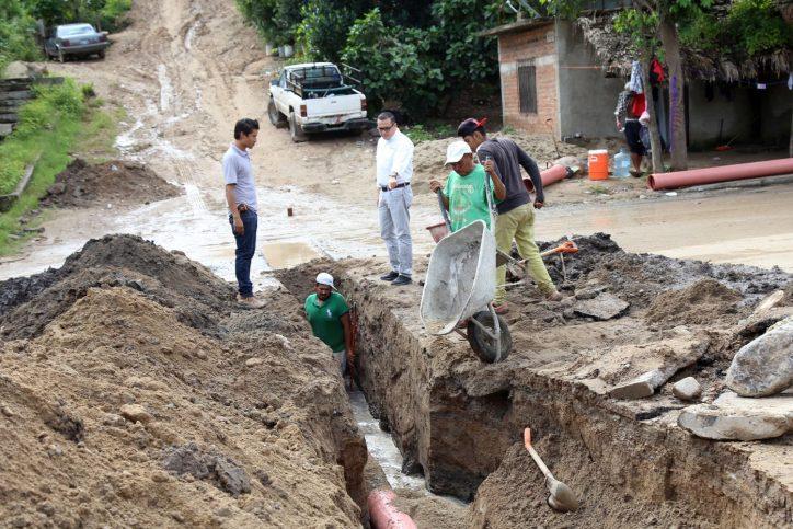 Supervisa Abarca avance de obra en Campestre Las Cañadas