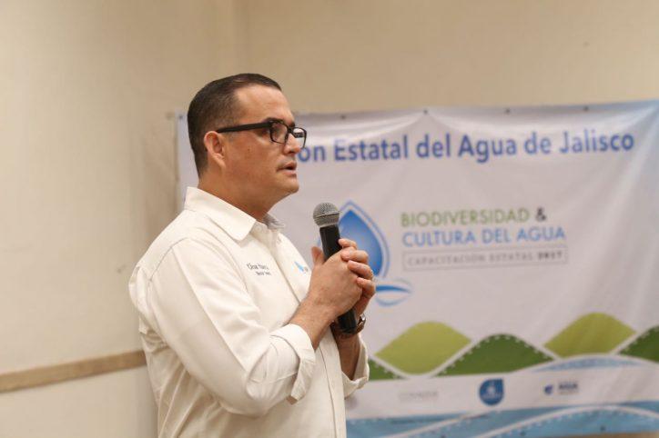 Inaugura Abarca Capacitación Estatal de Cultura del Agua