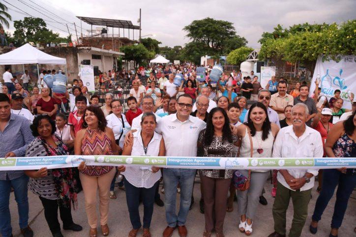 Reconocen en la Independencia apoyo de Abarca
