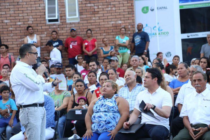 Gobernador destaca y reconoce gestión de César Abarca
