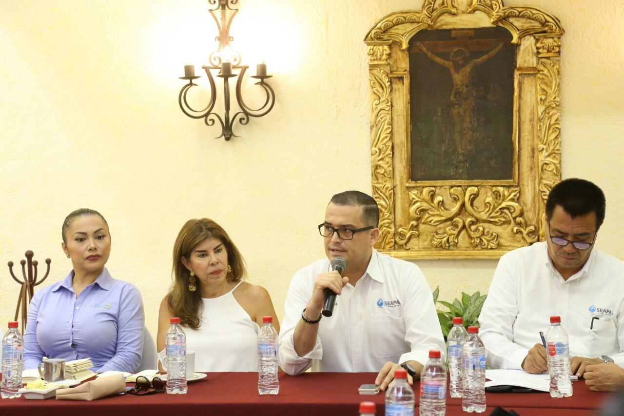Seapal se compromete con vecinos de la colonia Emiliano Zapata