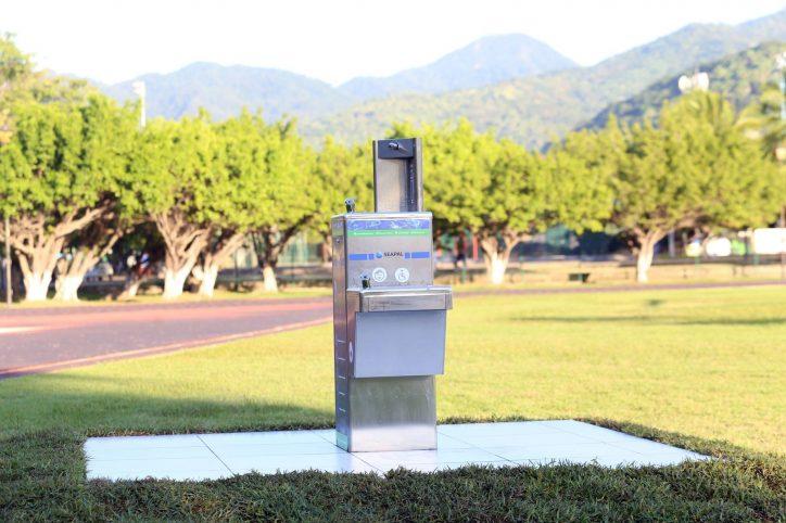 Llevará Abarca Bebederos a espacios públicos de Puerto Vallarta