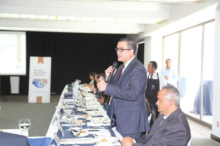 Retomó Seapal liderazgo nacional en ANEAS con Abarca