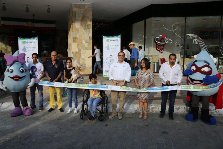 """""""Bebederos de Seapal, una oportunidad para atraer más turismo"""""""