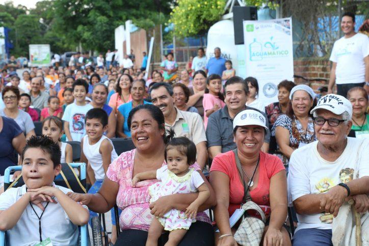 """""""Los Aguamáticos, un gran beneficio para la comunidad"""""""