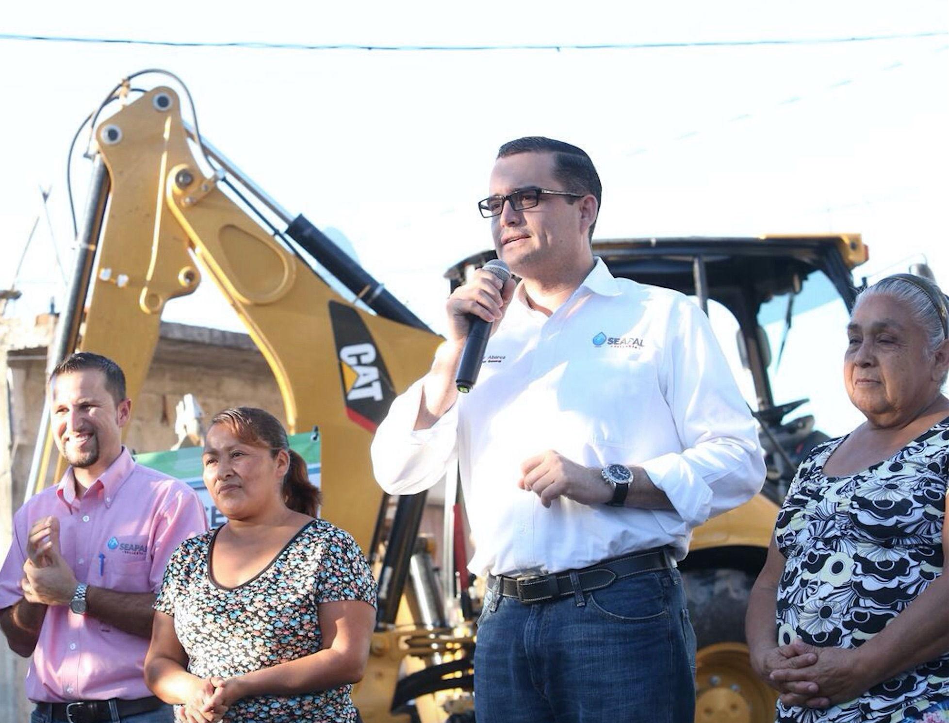 Con Abarca, inversión histórica de 506 MDP para Puerto Vallarta