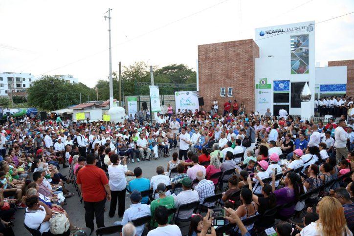 Invitan beneficiarios en El Pitillal a sumarse a los Aguamáticos