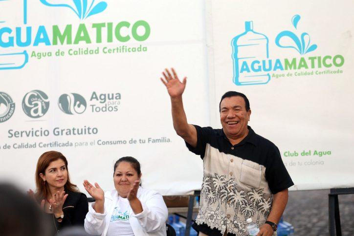 """""""Los Aguamáticos están ayudando a la economía familiar"""""""