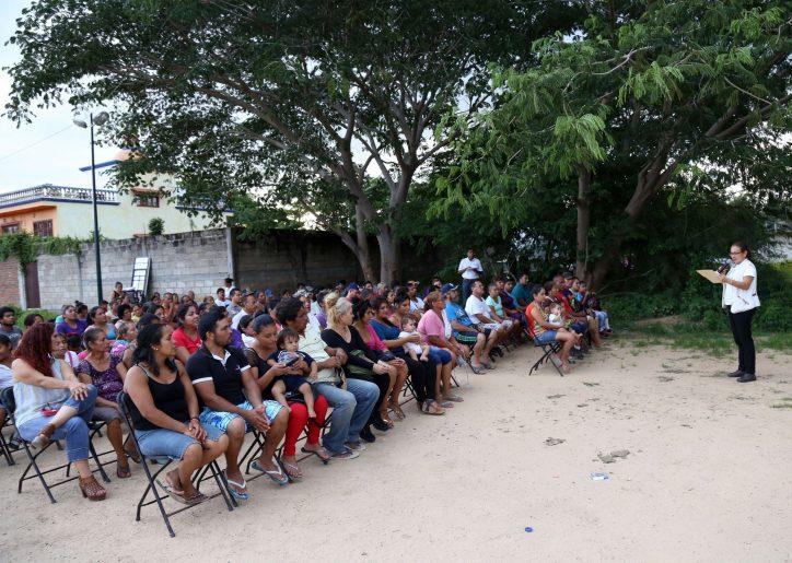 Crece la cantidad de contratos de agua potable en zona rural