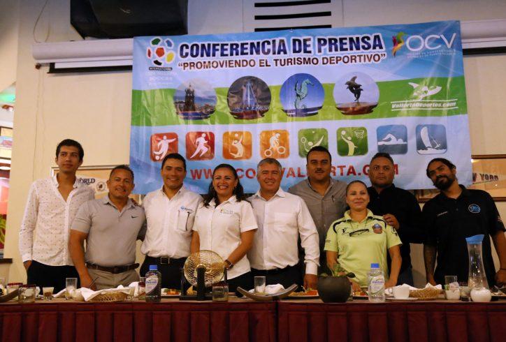 Invitan a participar en el Octavo Medio Maratón de Seapal Vallarta