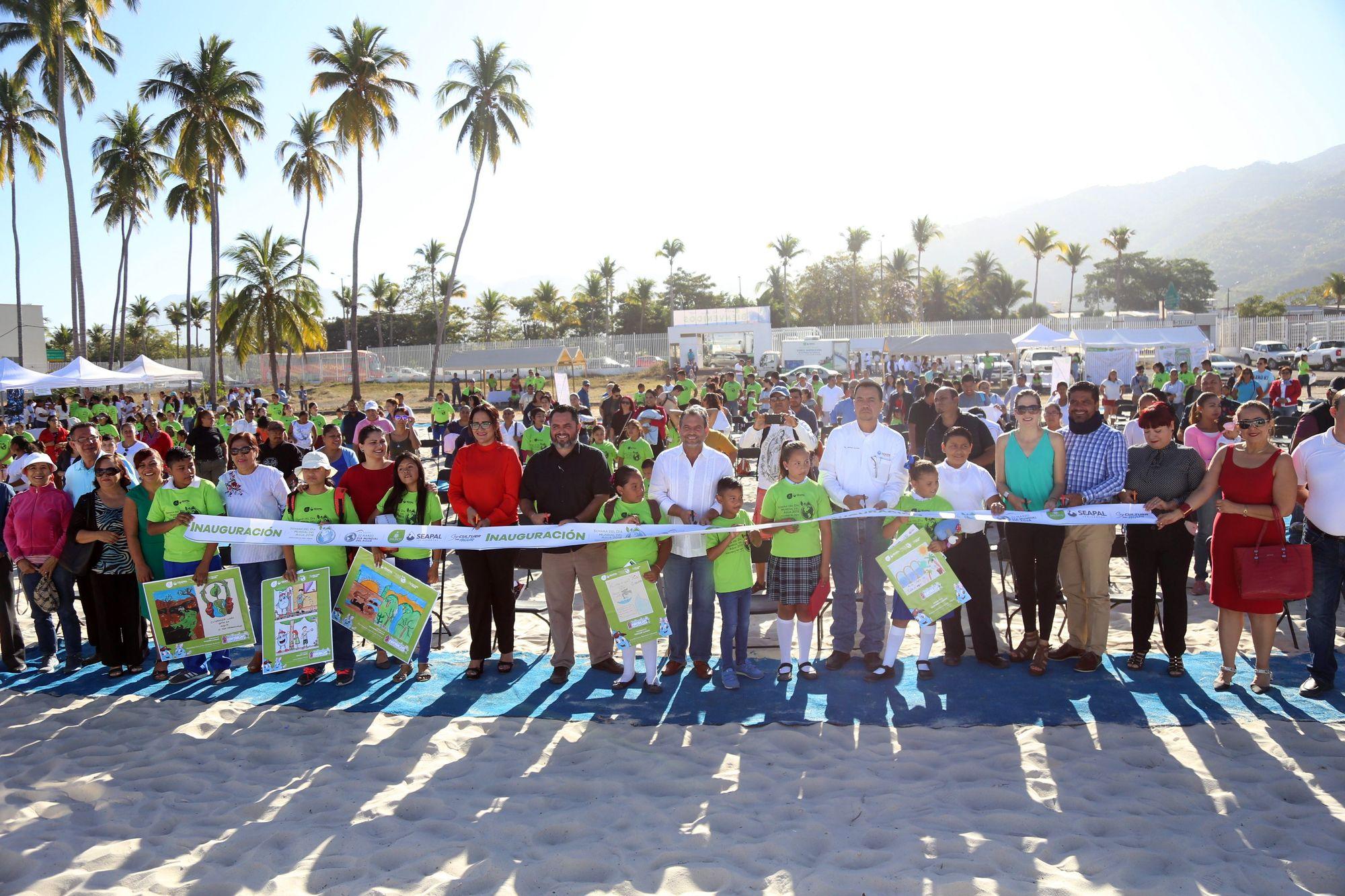 Inaugura Seapal festejos por el Día Mundial del Agua 2018