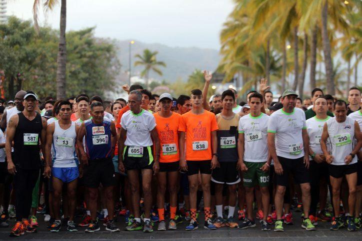 Todo listo para el Octavo Medio Maratón de Seapal Vallarta