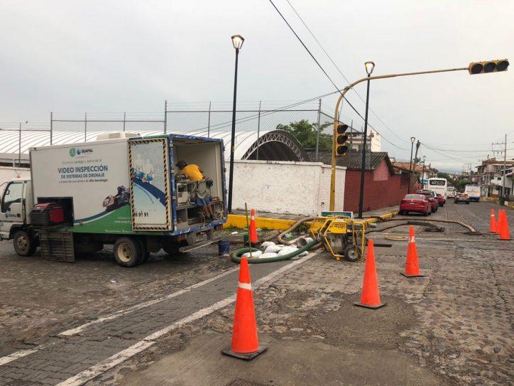 Anuncia Seapal cierres viales en la colonia 5 de Diciembre
