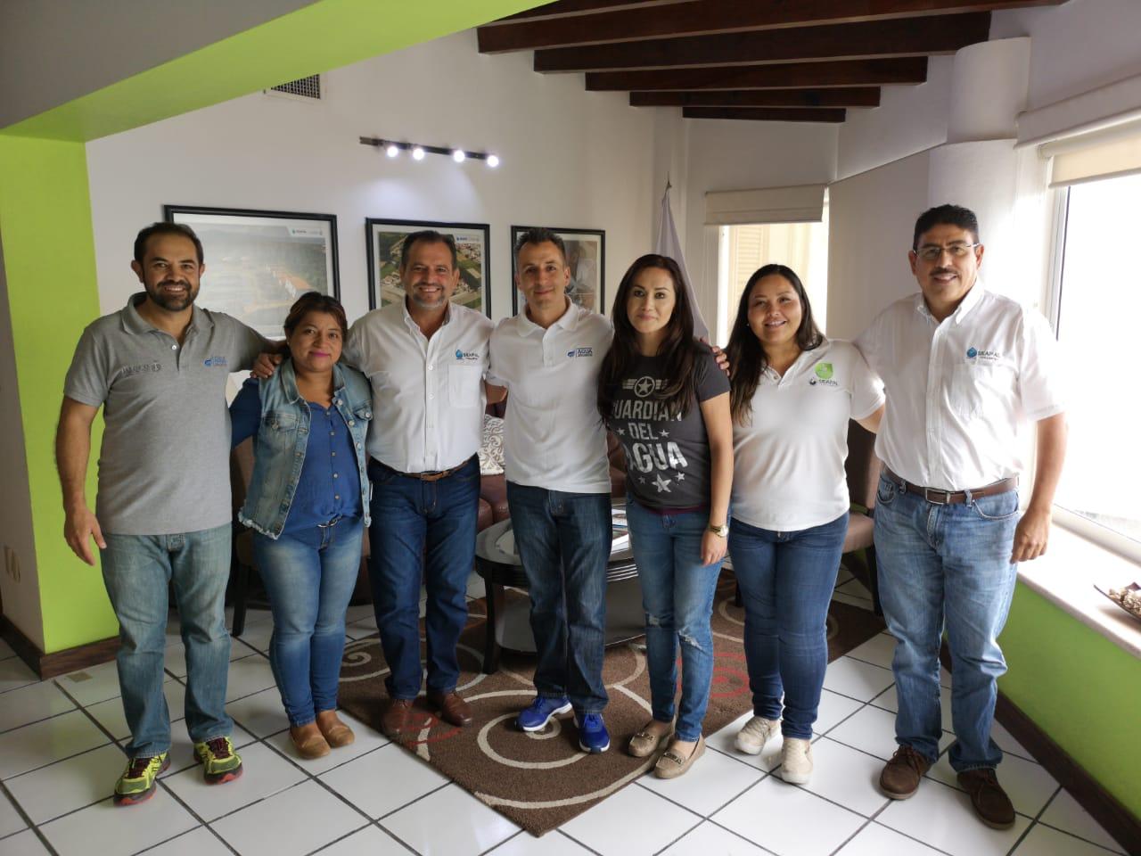 Participará Seapal en Capacitación Estatal de Cultura del Agua