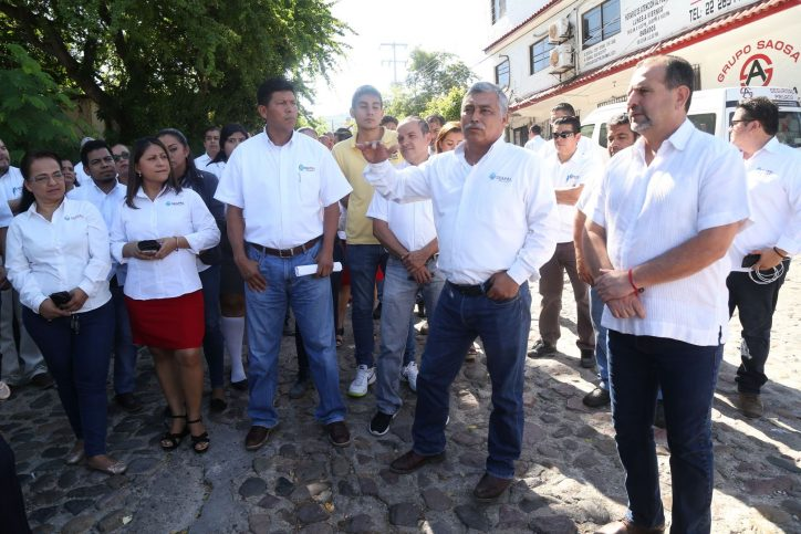 Se suma Seapal a Macrosimulacro de Evacuación 2018
