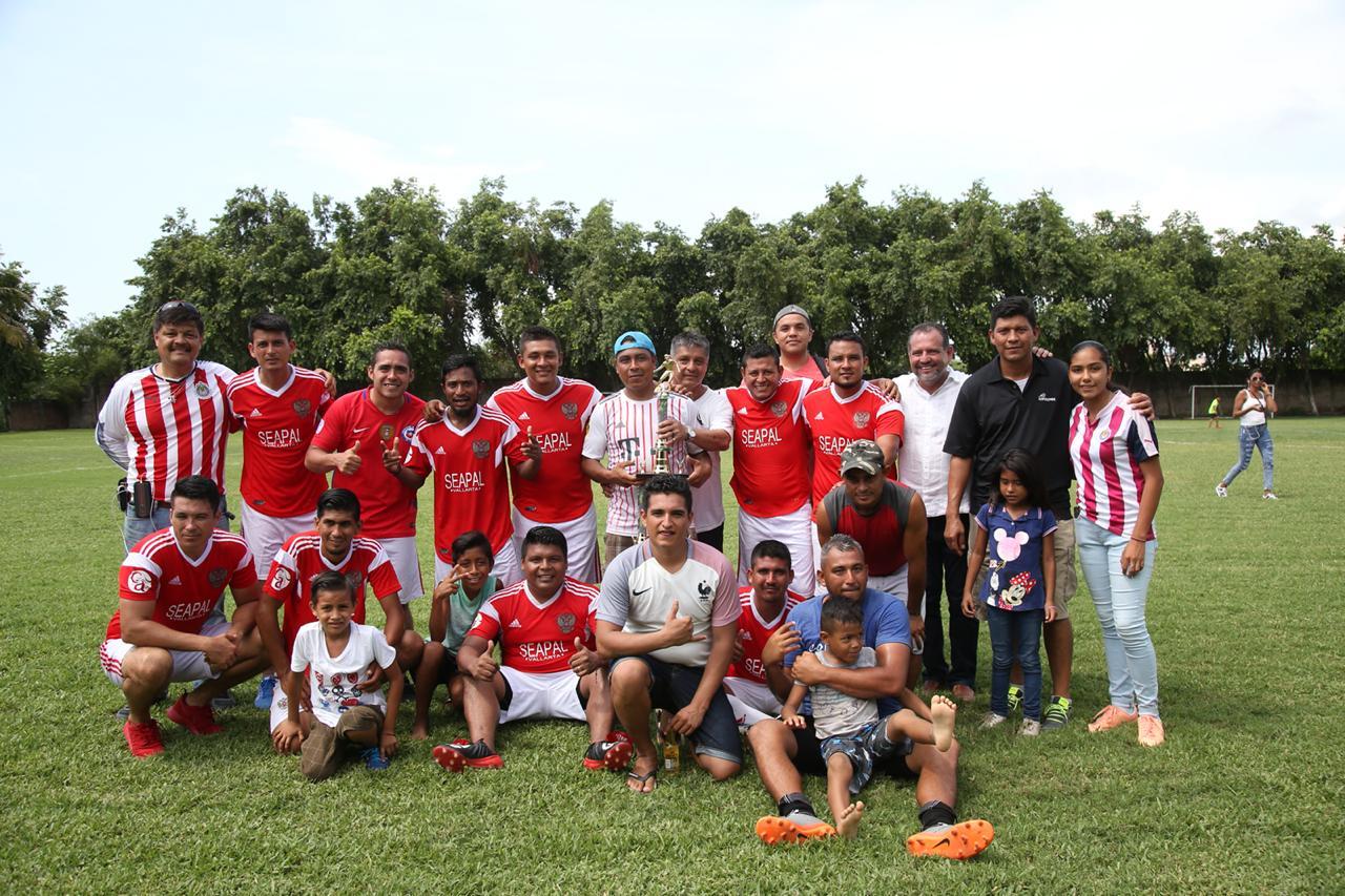"""Seapal es campeón del cuadrangular de Futbol """"Vallarta 2018"""""""