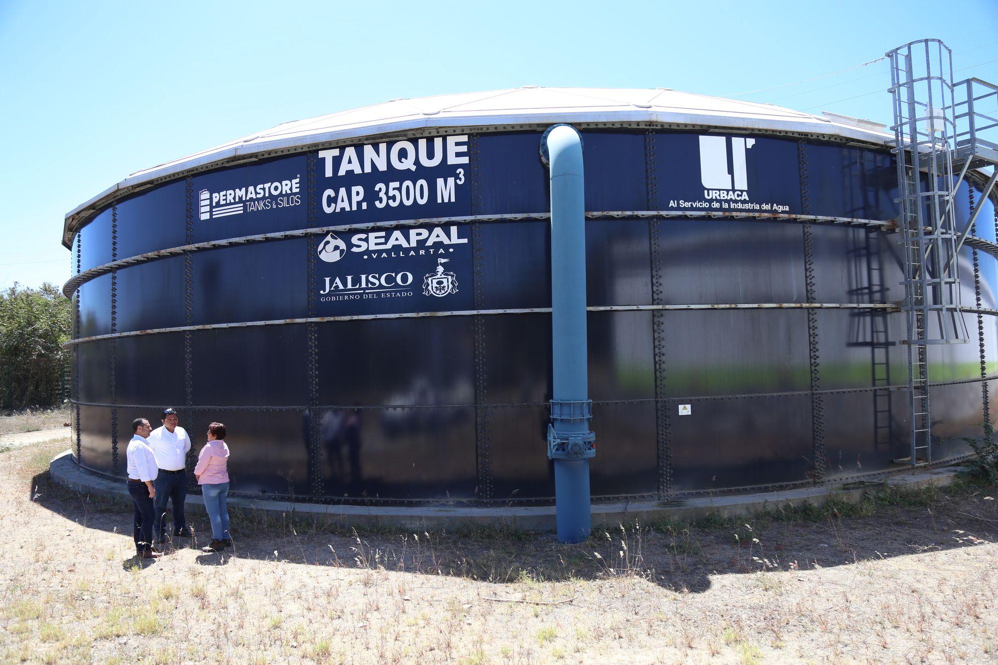 Invierte Seapal 4 mdp en Programa de Rehabilitación de Tanques