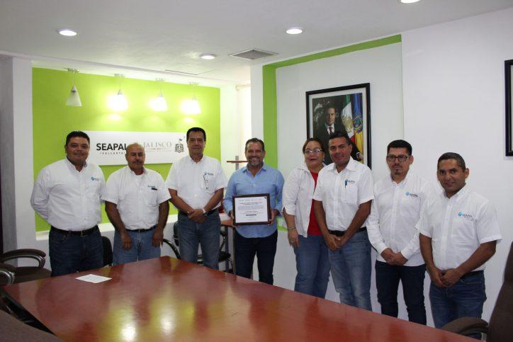 Logra Seapal Vallarta la 27° Certificación a la Calidad del Agua